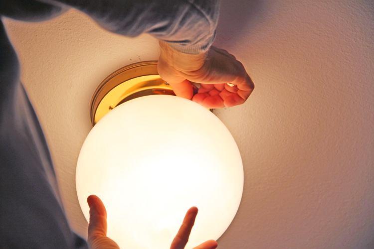 Lampenmontage Lampensalon Nürnberg